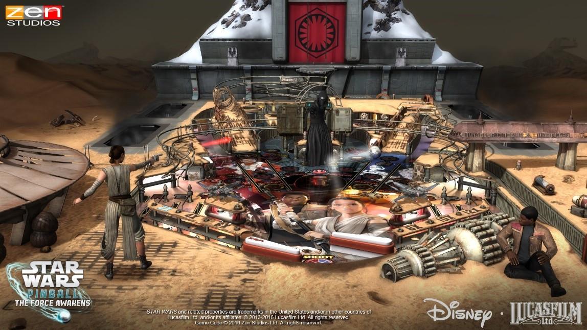 A força é forte em Star Wars: The Force Awakens, Now ...