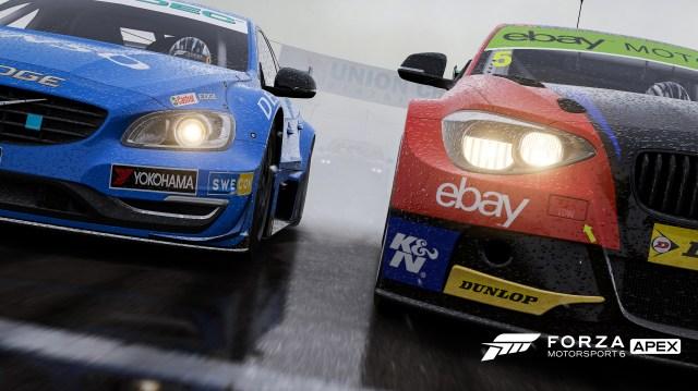 A franquia Forza estréia nos PCs com Windows 10 nesta primavera