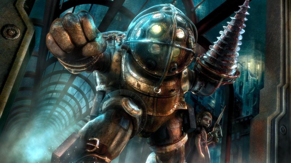 A série BioShock chegou aqui via compatibilidade com versões anteriores do Xbox One!