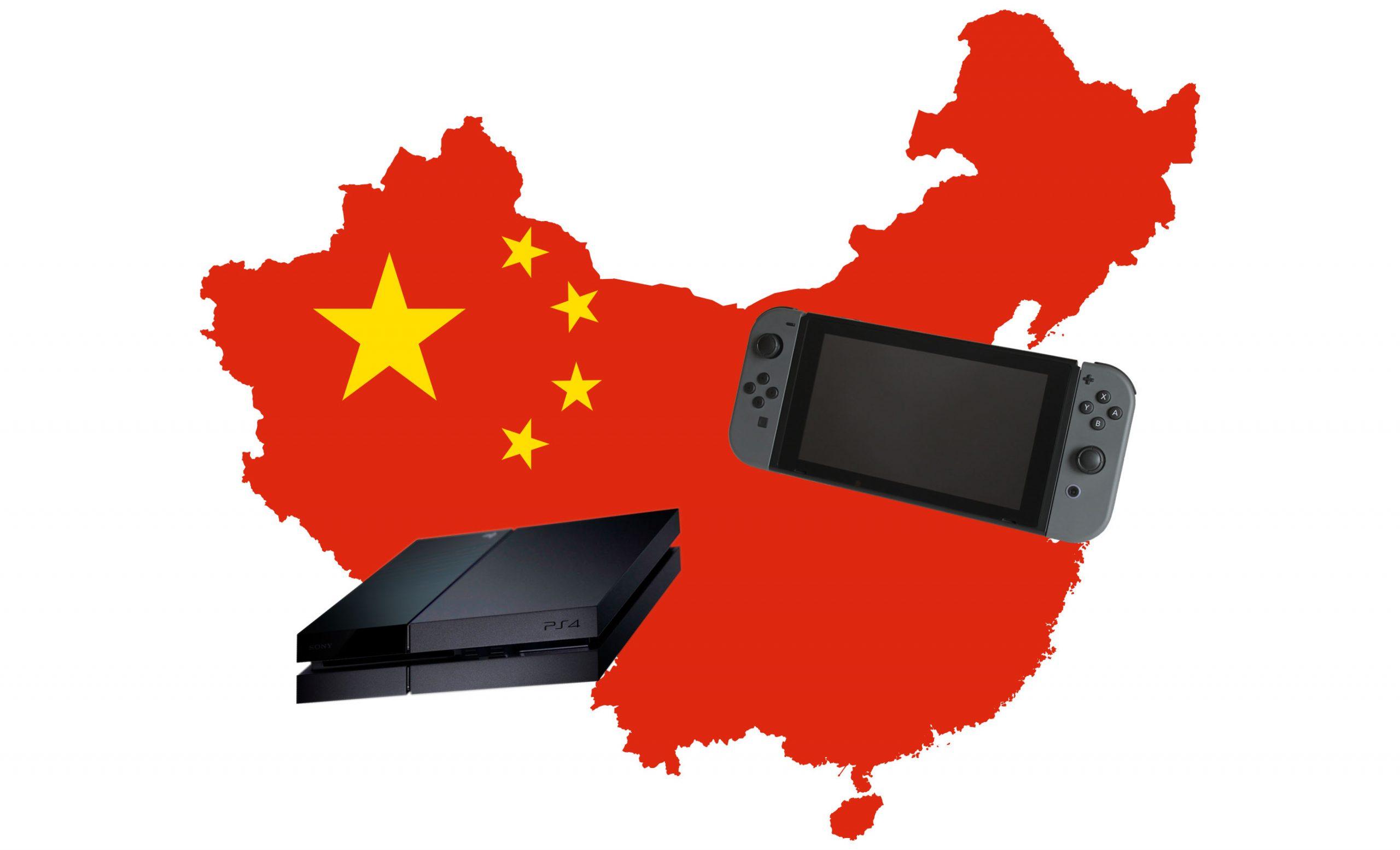 A tarifa proposta pela China de 25% dos EUA incluiria consoles de videogame