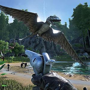 ARK: Survival Evolved traz mods oficiais para o Xbox One