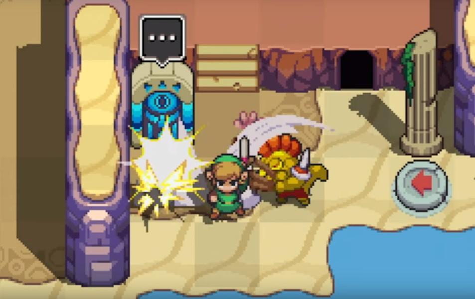 Acompanhamento Temático de Zelda para Cripta do NecroDancer;  Cadence of Hyrule lança ...