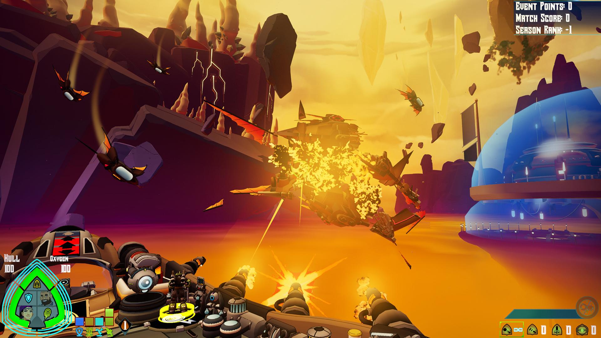 Agora, Bow to Blood está disponível para PC, Xbox One e Switch
