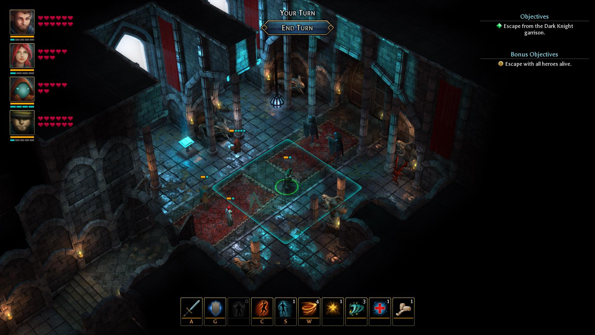 Agora encomendas ao vivo para o CRPG tático Druidstone: Os segredos do ...