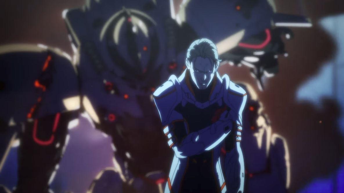 """Animação do prólogo """"Order Zero"""" revelada para Daemon X Machina"""