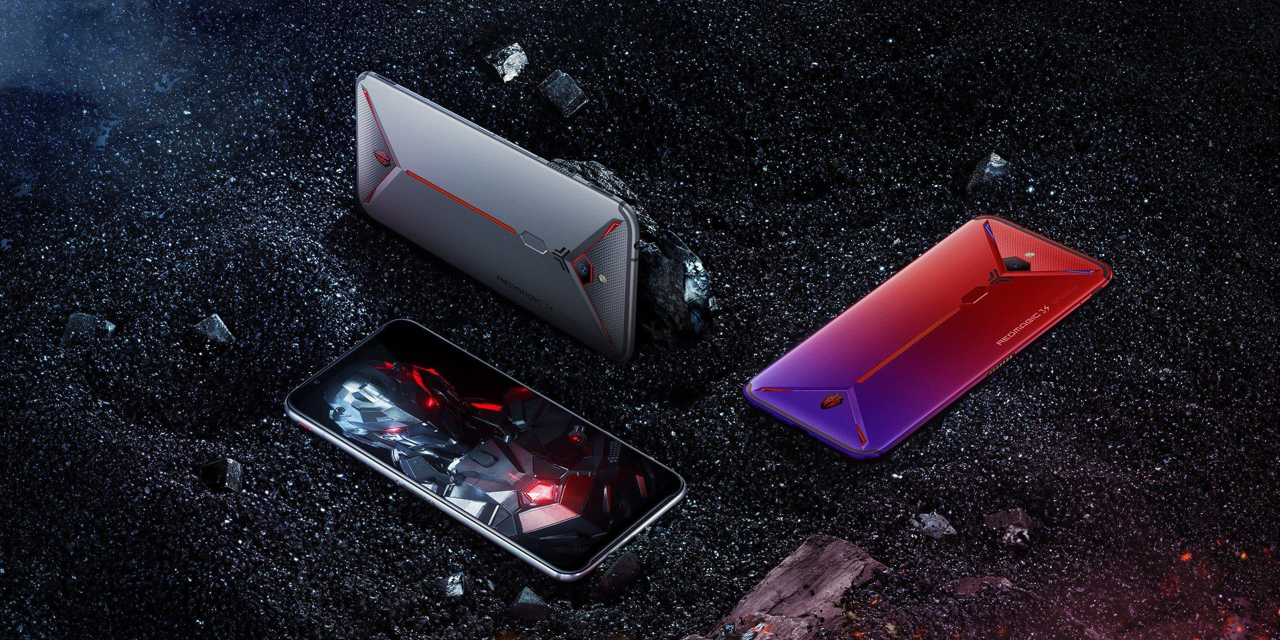 Anunciado Nubia Red Magic 3S, lançado mundialmente em outubro de 2019