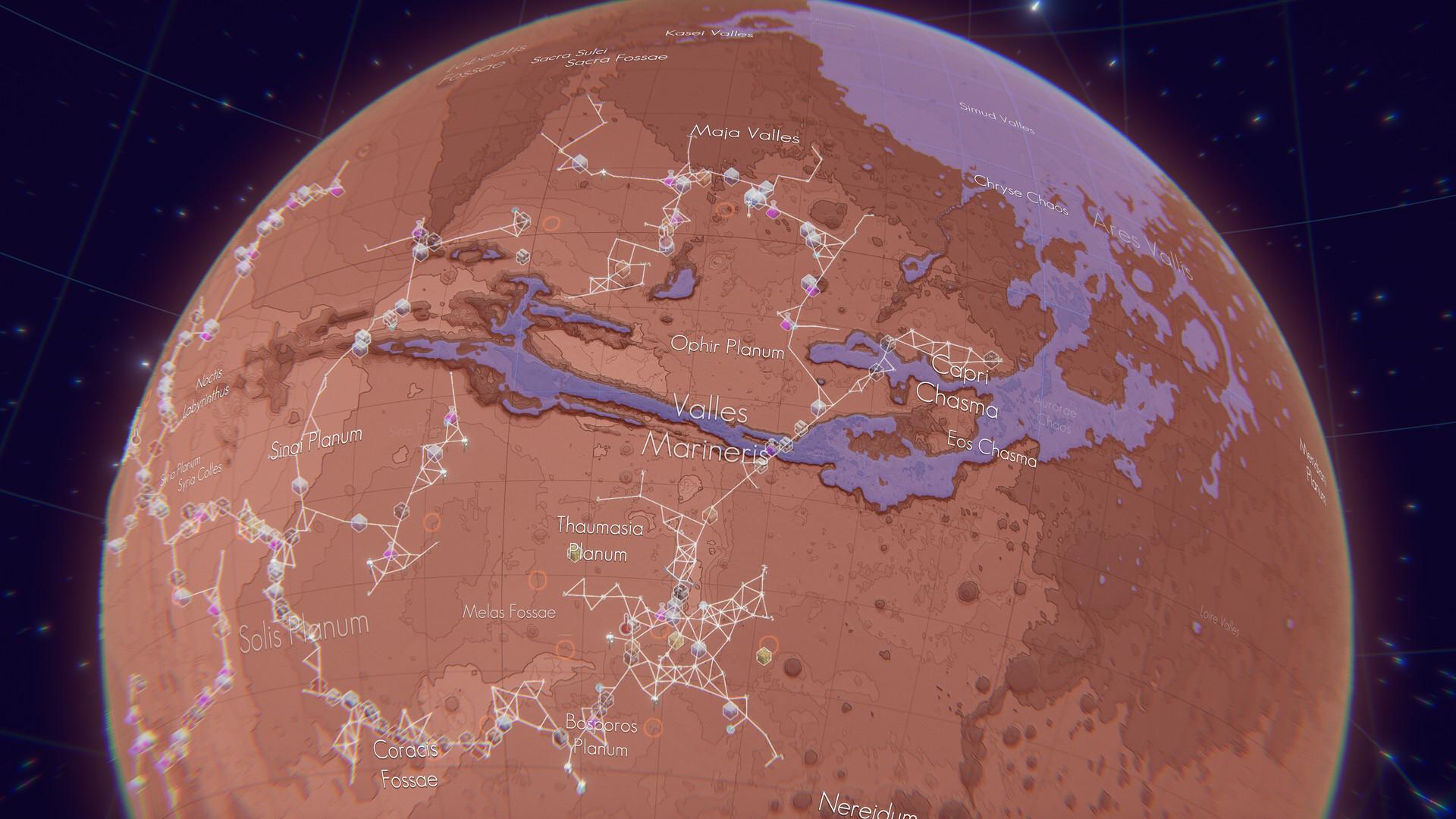 Anunciado jogo de colonização e terraformação de Marte
