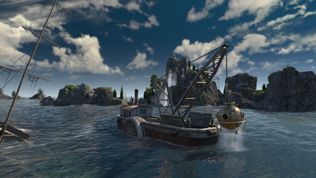 Anunciado o DLC de Sunken Treasures para o Anno 1800