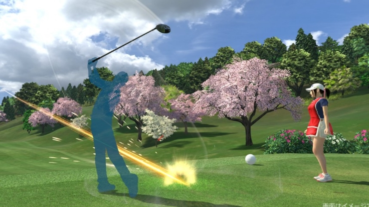 Anunciado o Everybody's Golf VR para o PlayStation VR