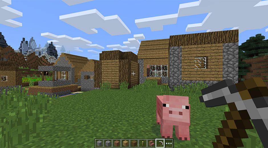 Anúncio do Minecraft: Windows 10 Edition Beta