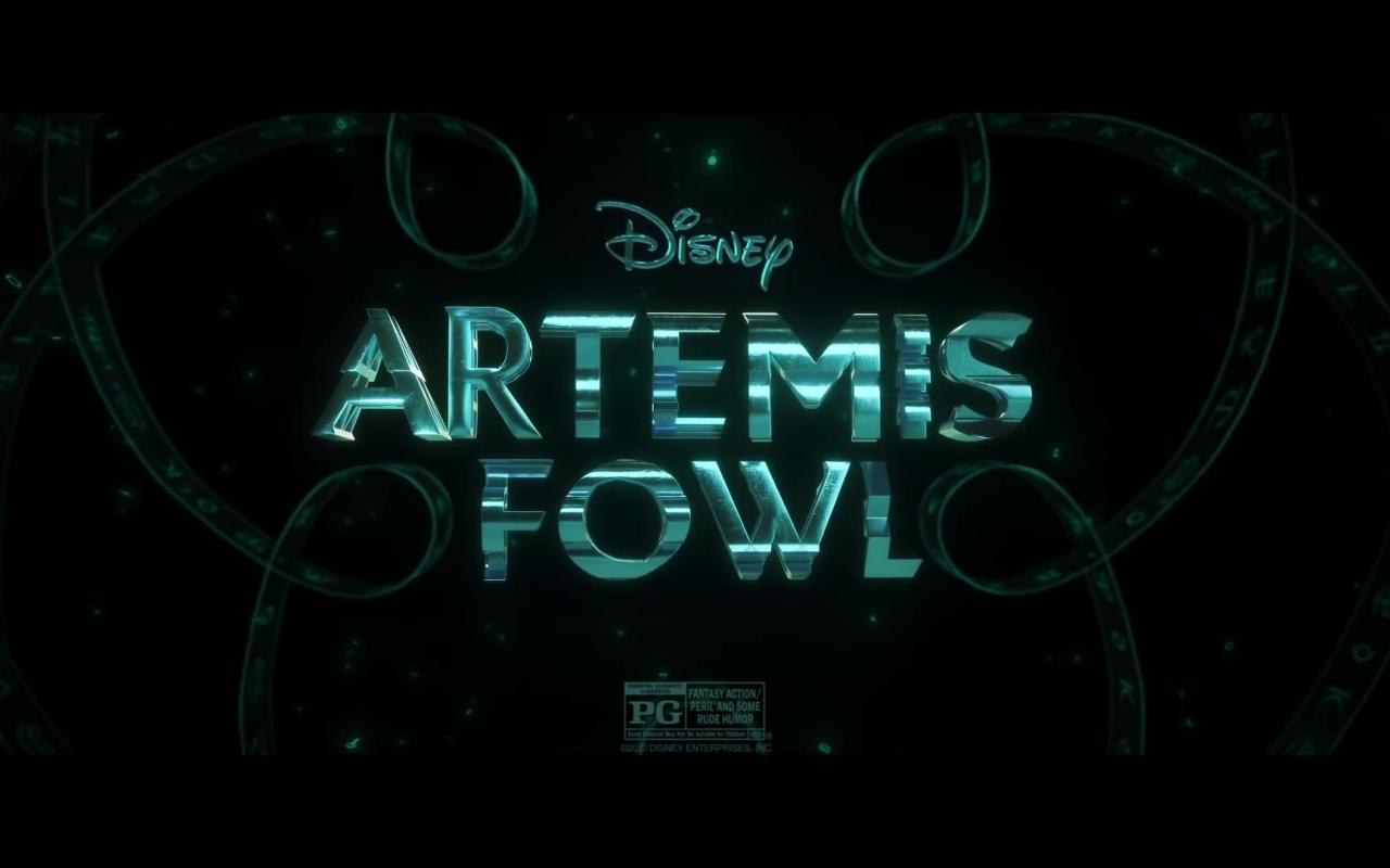 Artemis Fowl Disney + data de estréia exclusiva agora é oficial
