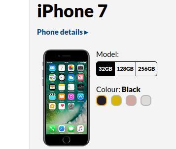 Artigo Token iPhone 7 publicado para obter tráfego
