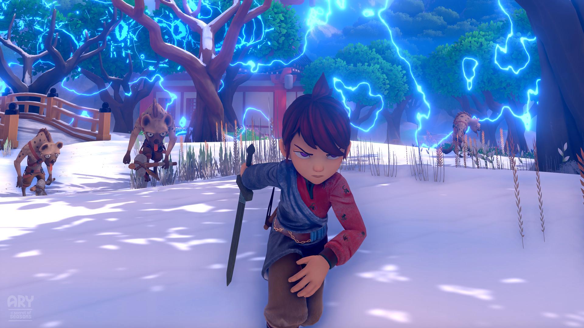 Ary e o Segredo das Estações E3 2019 Preview