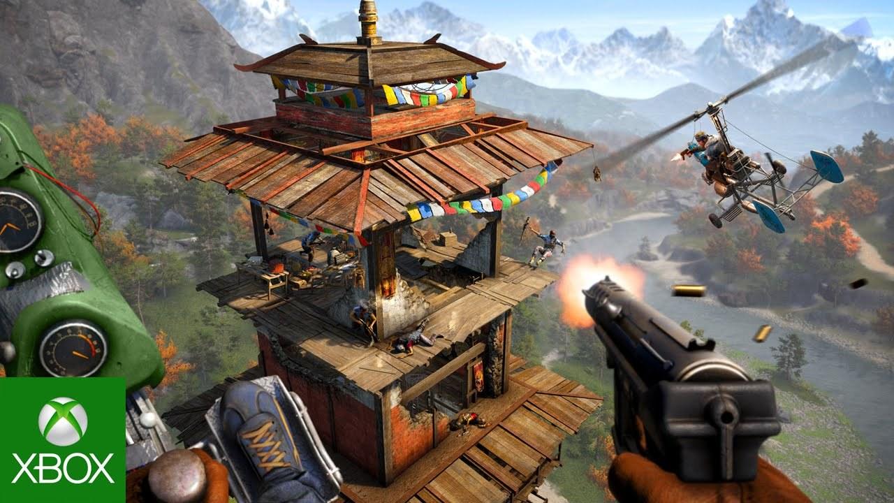 As cinco maiores razões pelas quais estamos entusiasmados com Far Cry 4