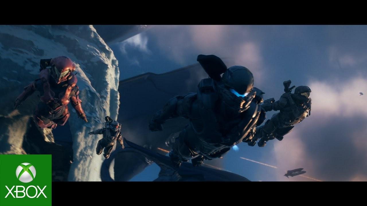 Assista à emocionante abertura cinematográfica de Halo 5: Guardians no momento