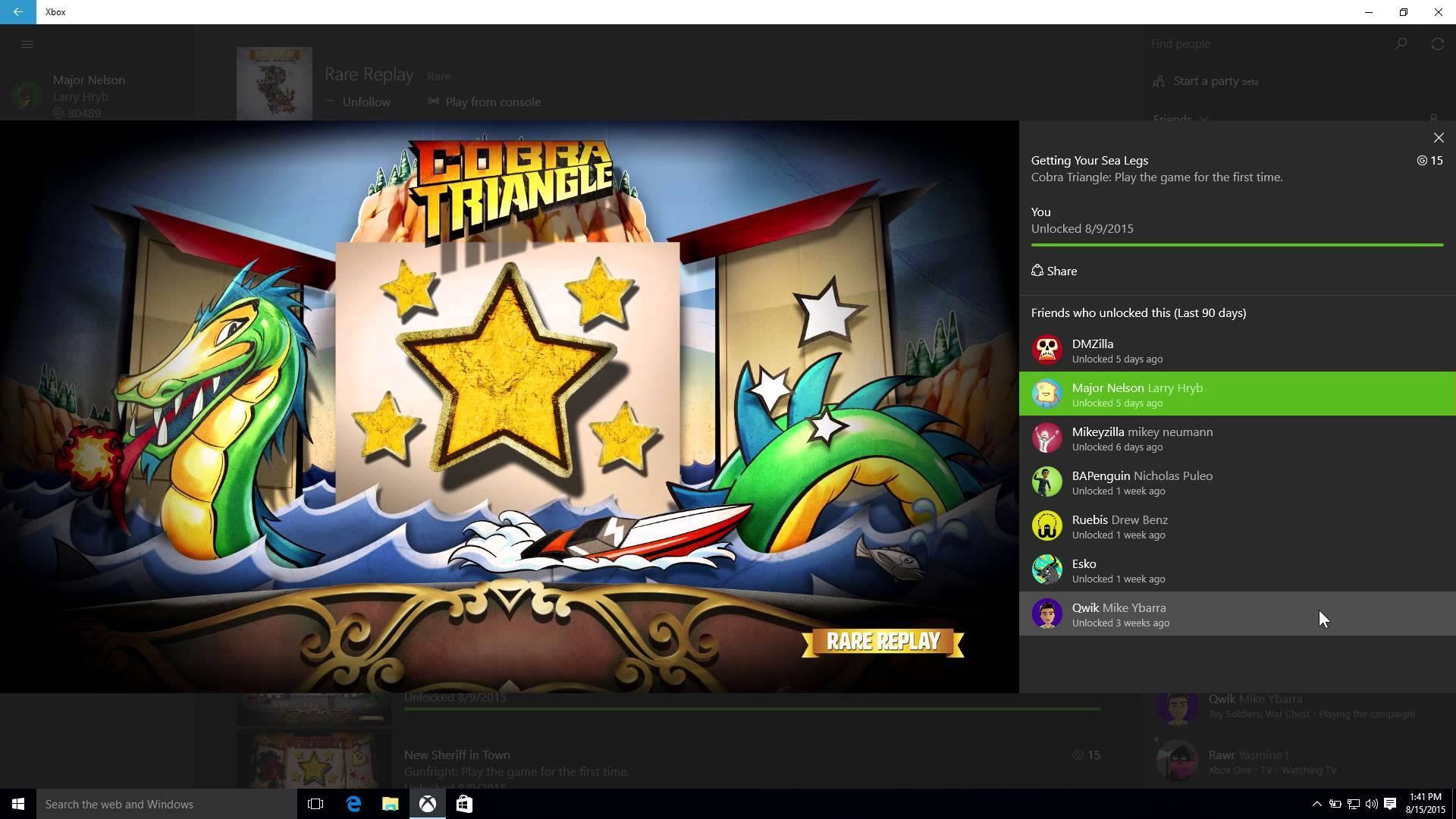 Atualização de agosto do Xbox traz transmissão de jogos em 1080p e 60fps