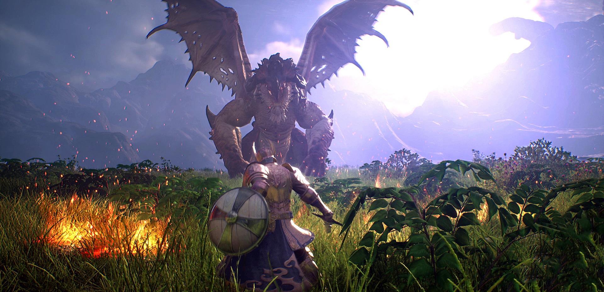 Bandai Namco e Neowiz anunciam o MMORPG F2P Bless Unleashed para Xbox ...