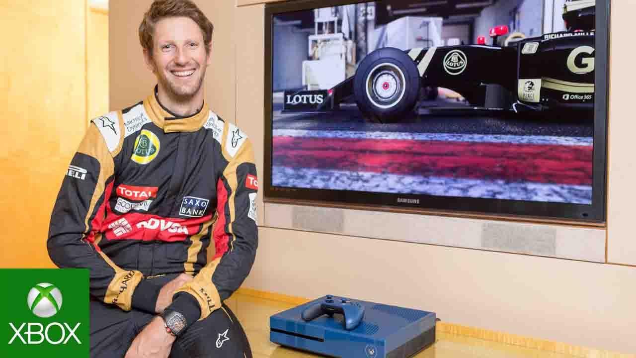 Bata Phil Spencer no Forza Motorsport 6 para obter os melhores direitos de se gabar