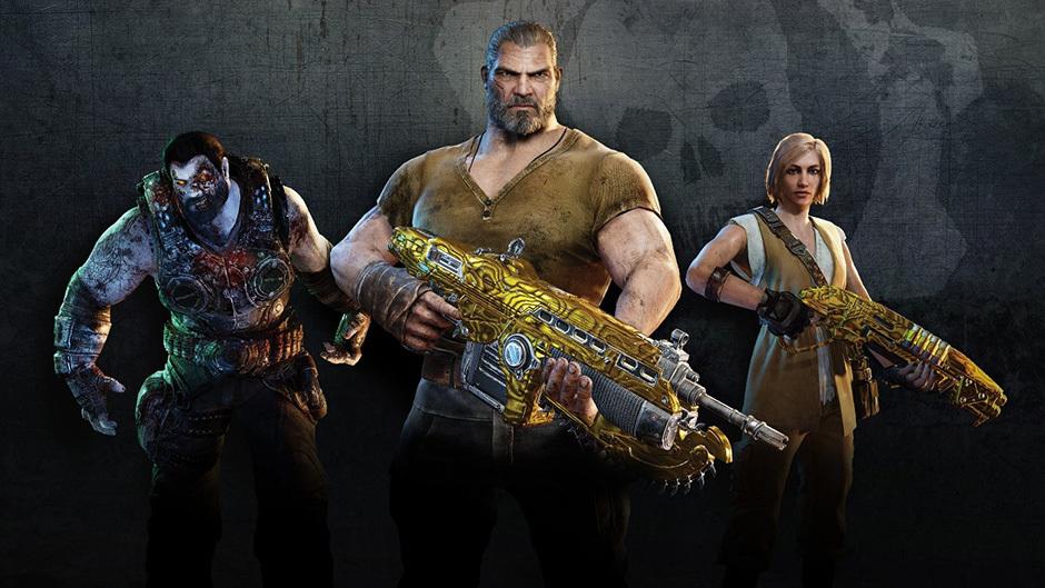 Bônus de pré-venda do Gears of War 4 detalhados