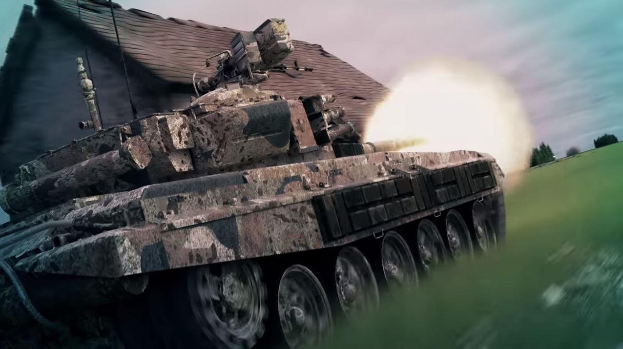 """Brigada Blindada"" RTS da Guerra Fria já está disponível"