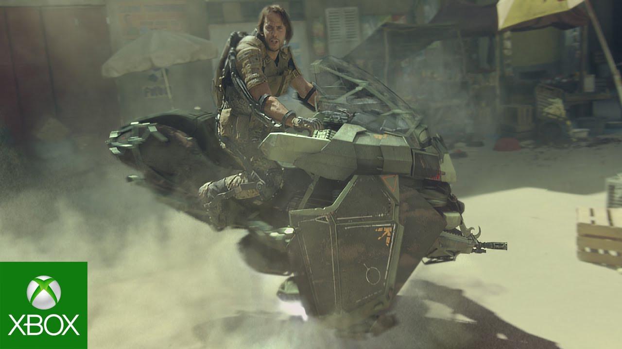 Call of Duty: Advanced Warfare - O EXO