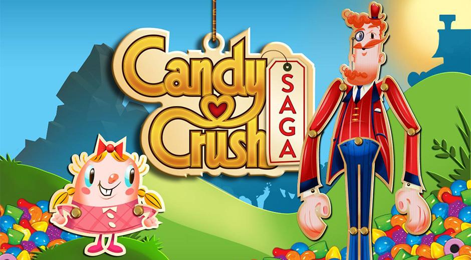 Candy Crush Saga Dá à Biblioteca de Jogos do Windows 10 um ...