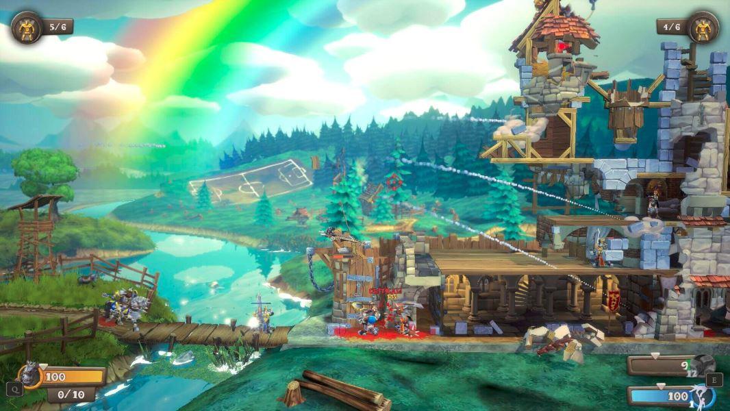CastleStorm II anunciado para PC e consoles