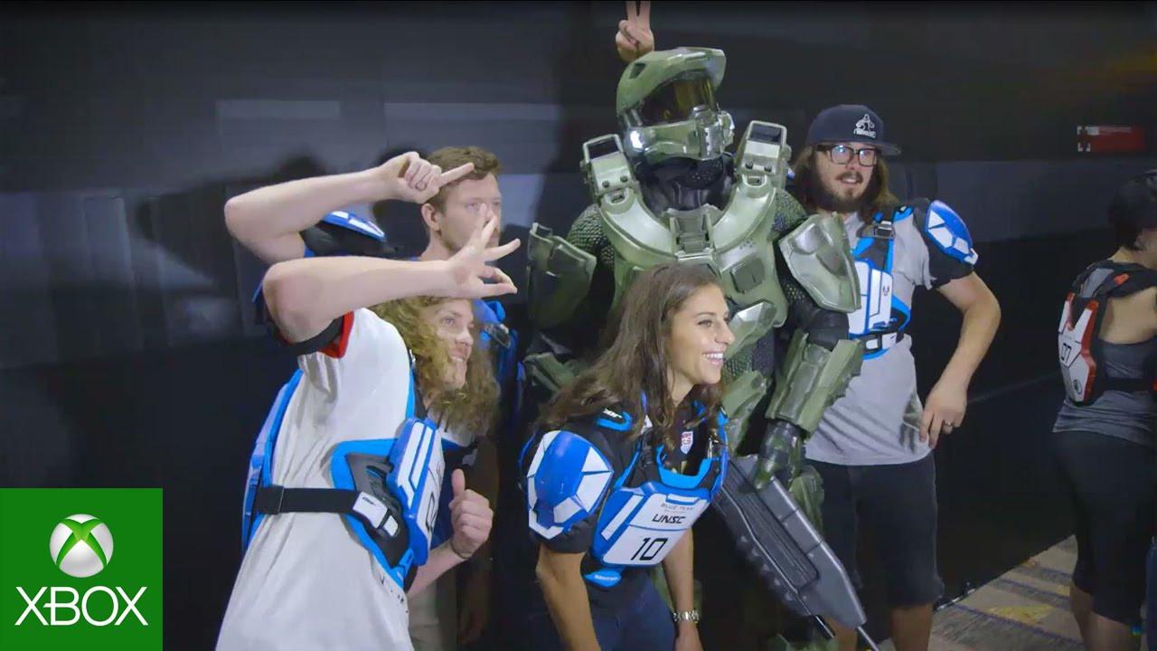 Celebridades assumem 343 indústrias no Halo 5: Guardians Breakout ...