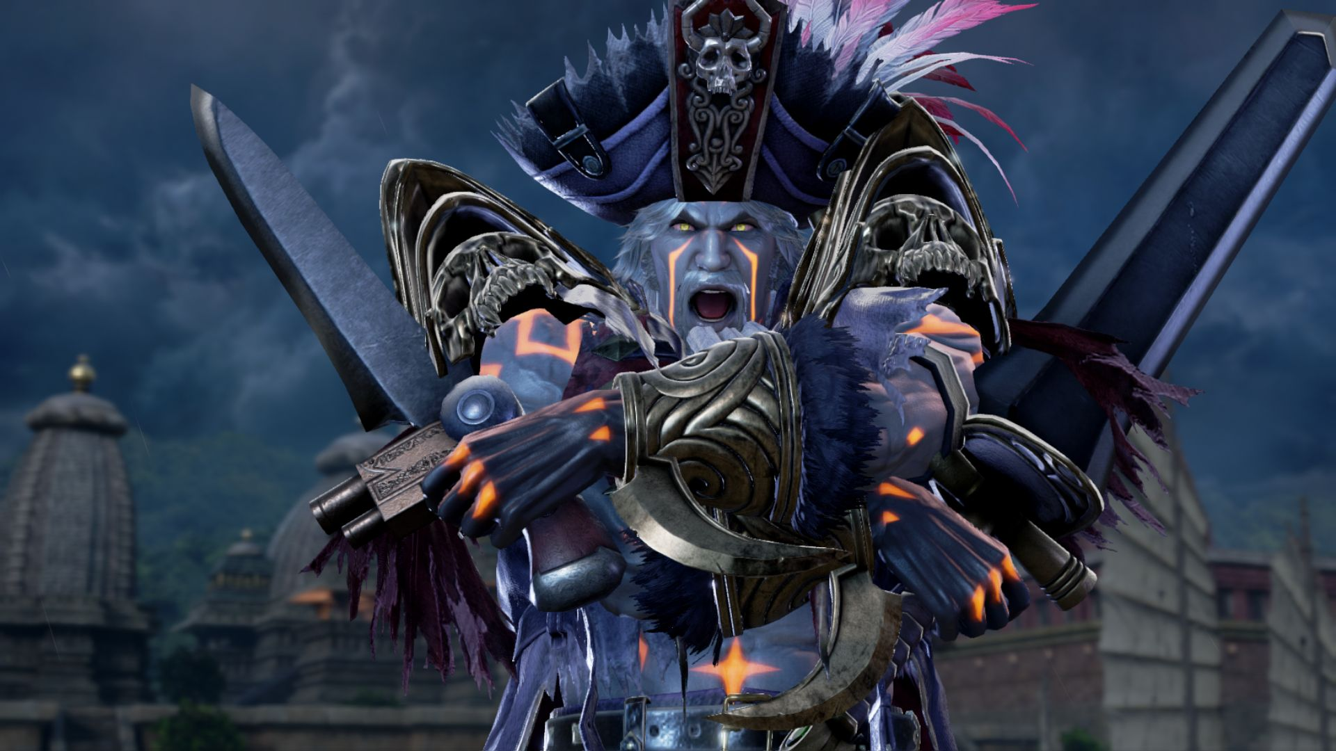 Cervantes confirmado oficialmente para Soulcalibur VI