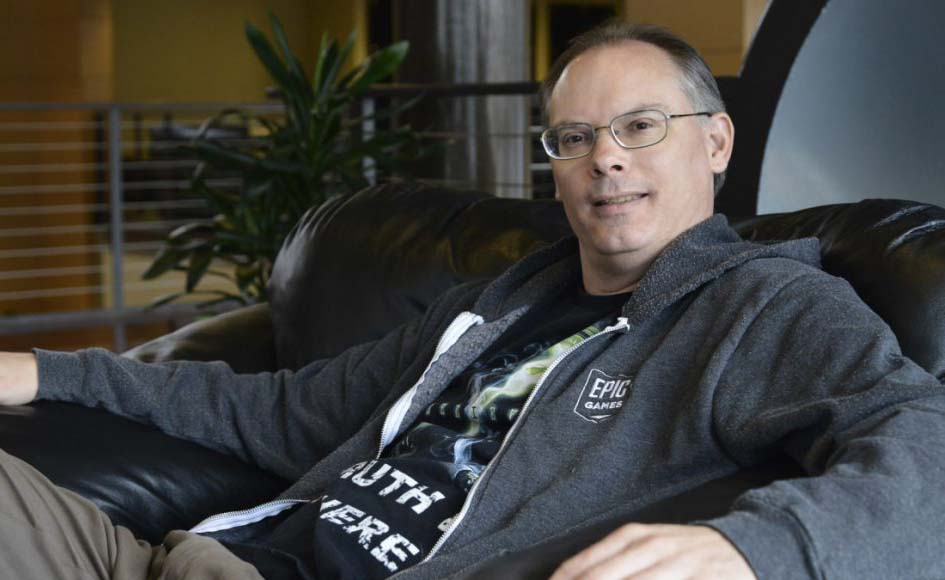 Chefe da Epic Games, Tim Sweeney: Vamos parar de buscar exclusivos se a Valve ...