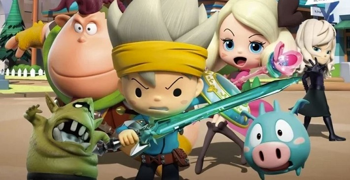 Classificação do ESRB detectada para o Snack World: The Dungeon Crawl Gold