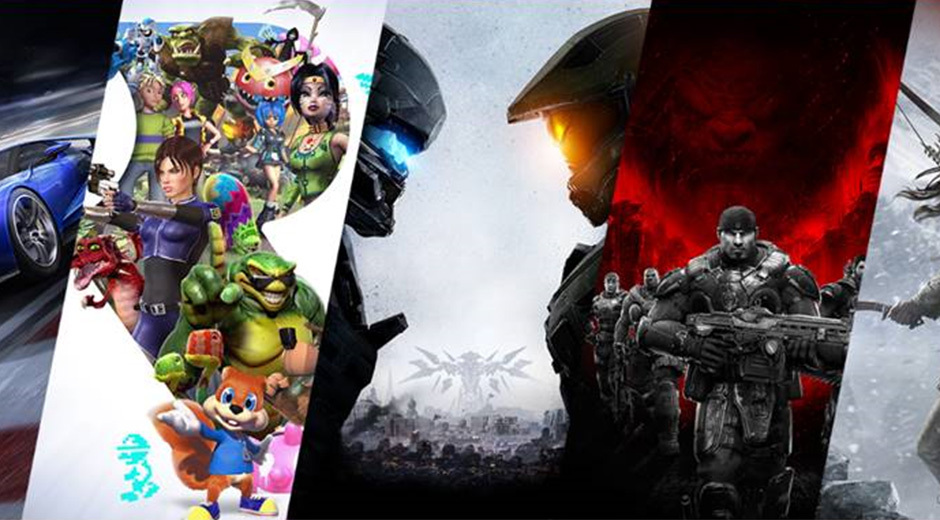 Colecione a melhor linha de jogos da história do Xbox e ganhe recompensas