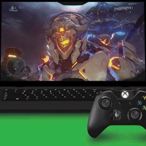 Com o Xbox e o Windows 10, seus jogos viajam com você ...