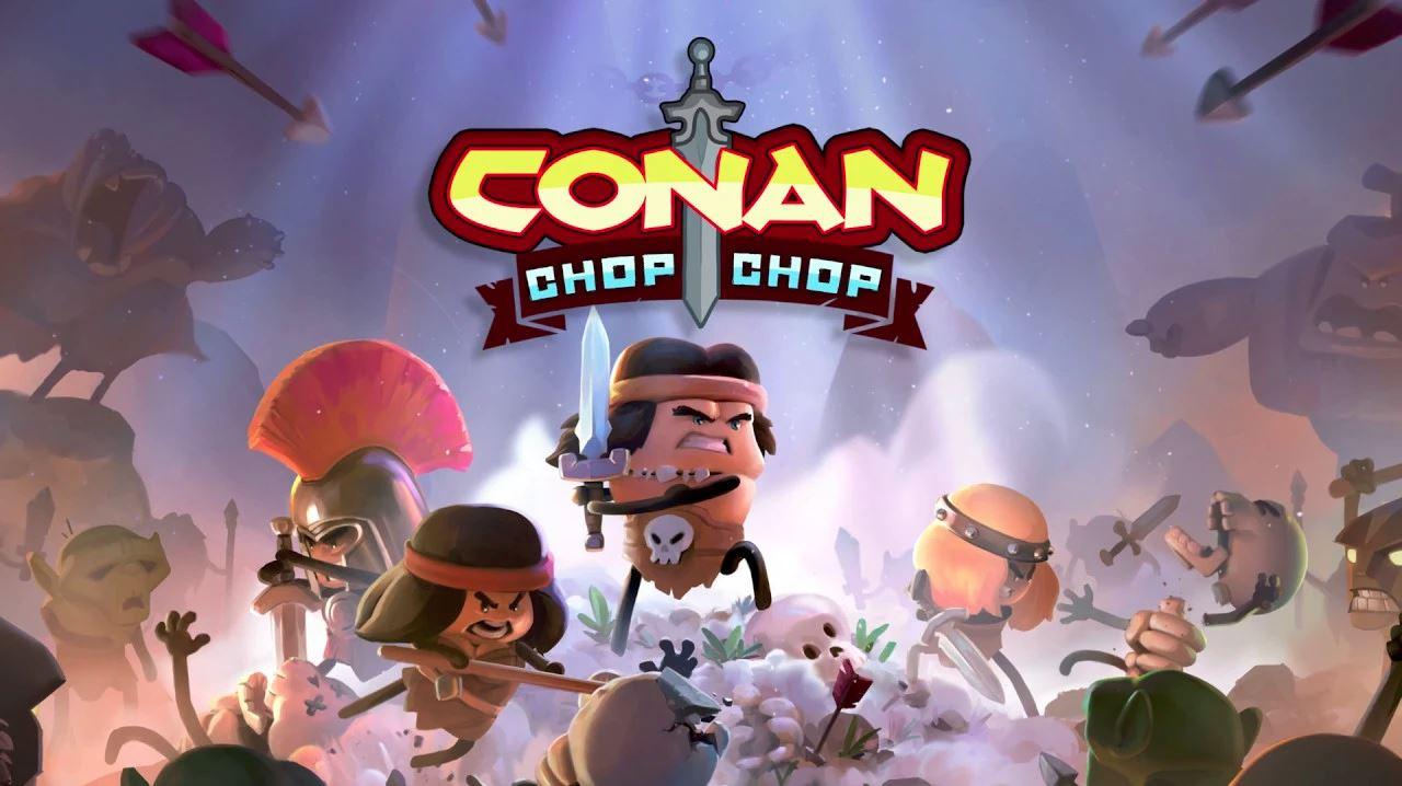 Conan Chop Chop anunciado para PC e consoles