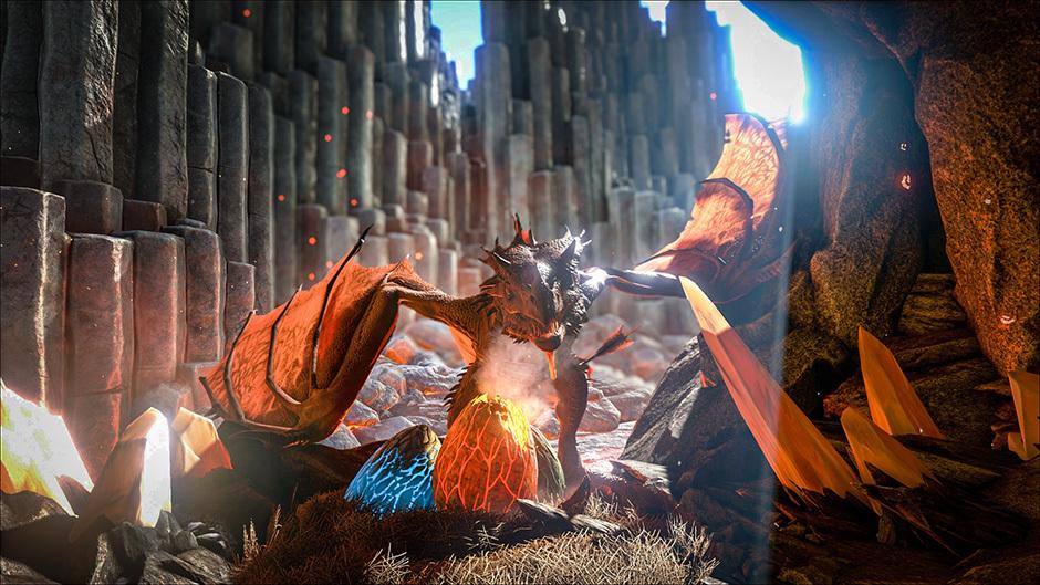 Conquiste um mundo totalmente novo em ARK: Scorched Earth