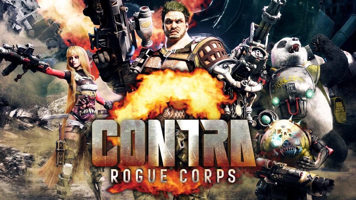 Contra: Rogue Corps Hands E3 2019 Visualização prática