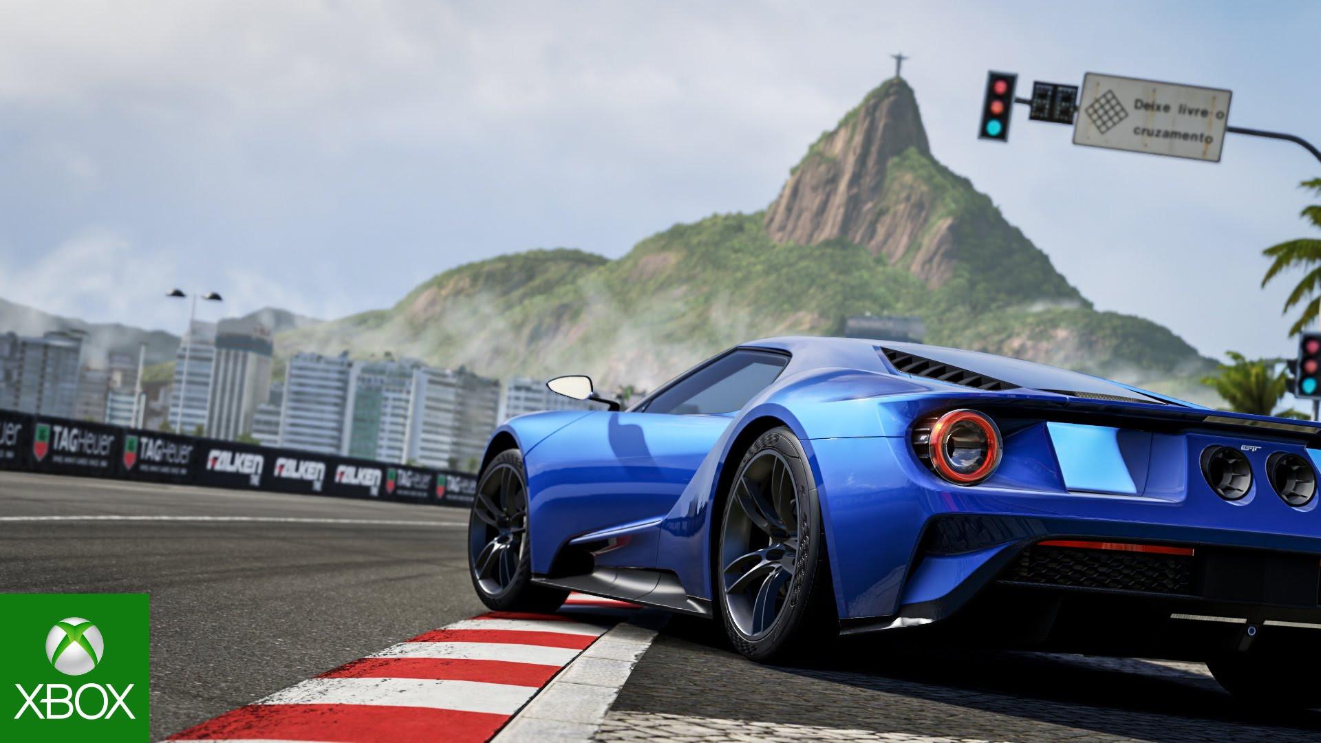 Corridas de Forza Motorsport 6 no Xbox One em 15 de setembro