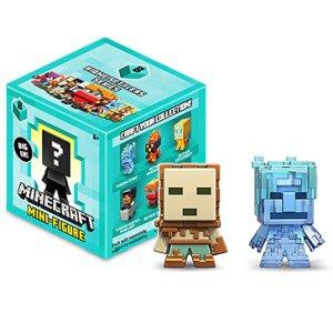 Crie, explore e sobreviva com o pacote de mercadorias licenciadas do Minecraft