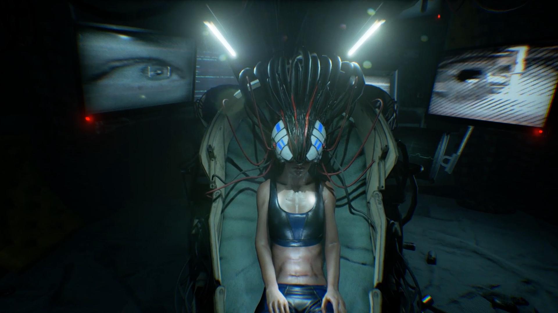 "Cyberpunk Horror Game ""Observer"" vai mudar"