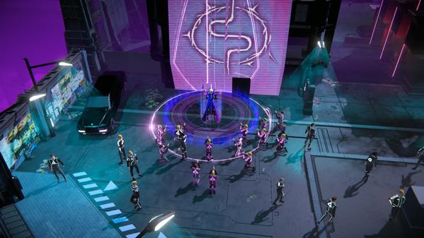 Cyberpunk Techno-Cult RTS Re-Legião adiada para o primeiro trimestre de 2019