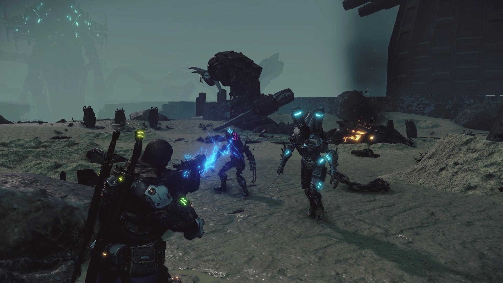 DLC Storm Breaker agora disponível para Immortal: Unchained