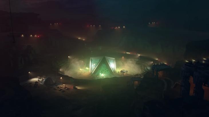 DLC de Ancient Relics Story anunciado para Stellaris