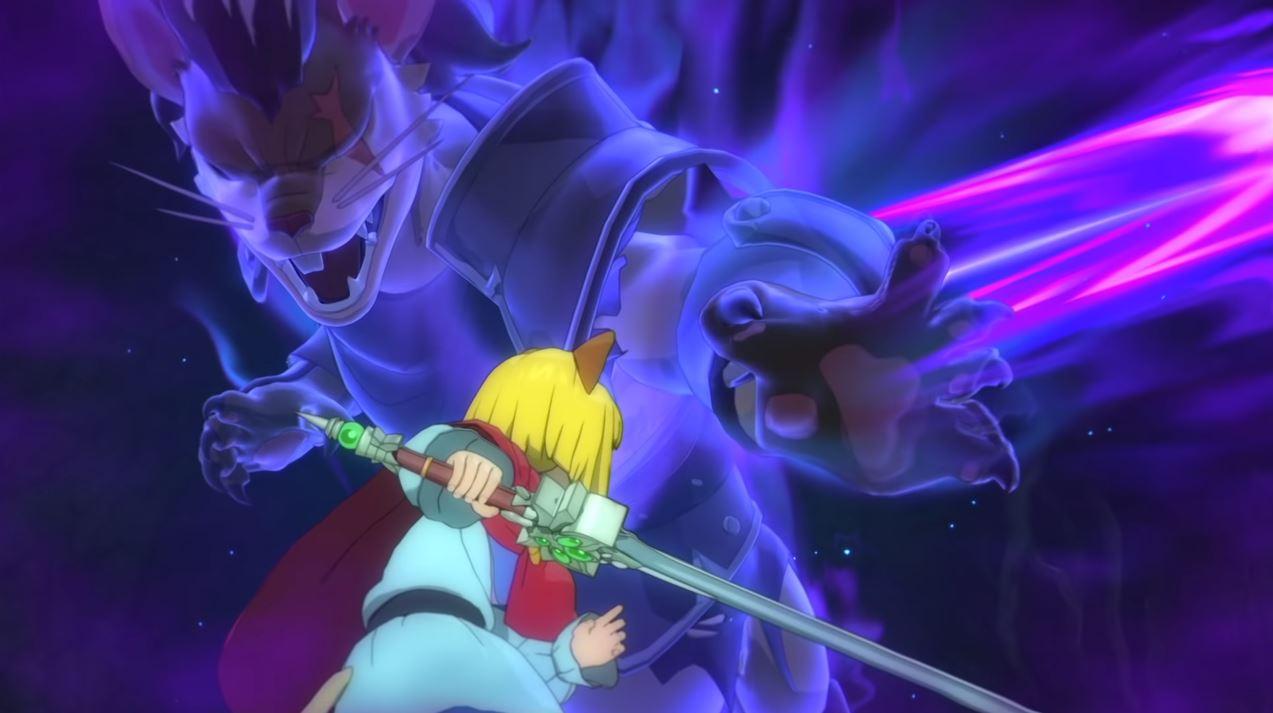 "DLC de Ni no Kuni II ""O Covil do Senhor Perdido"" ..."