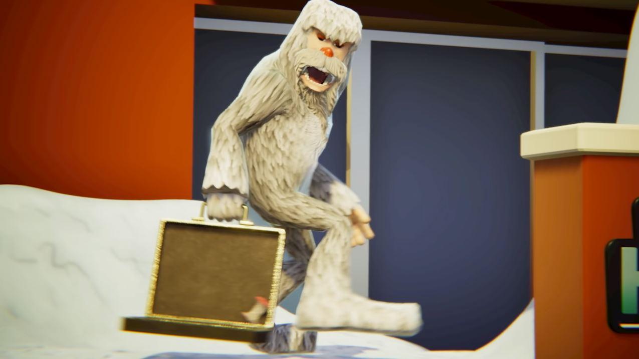 DLC do Bigfoot agora disponível para o hospital de dois pontos