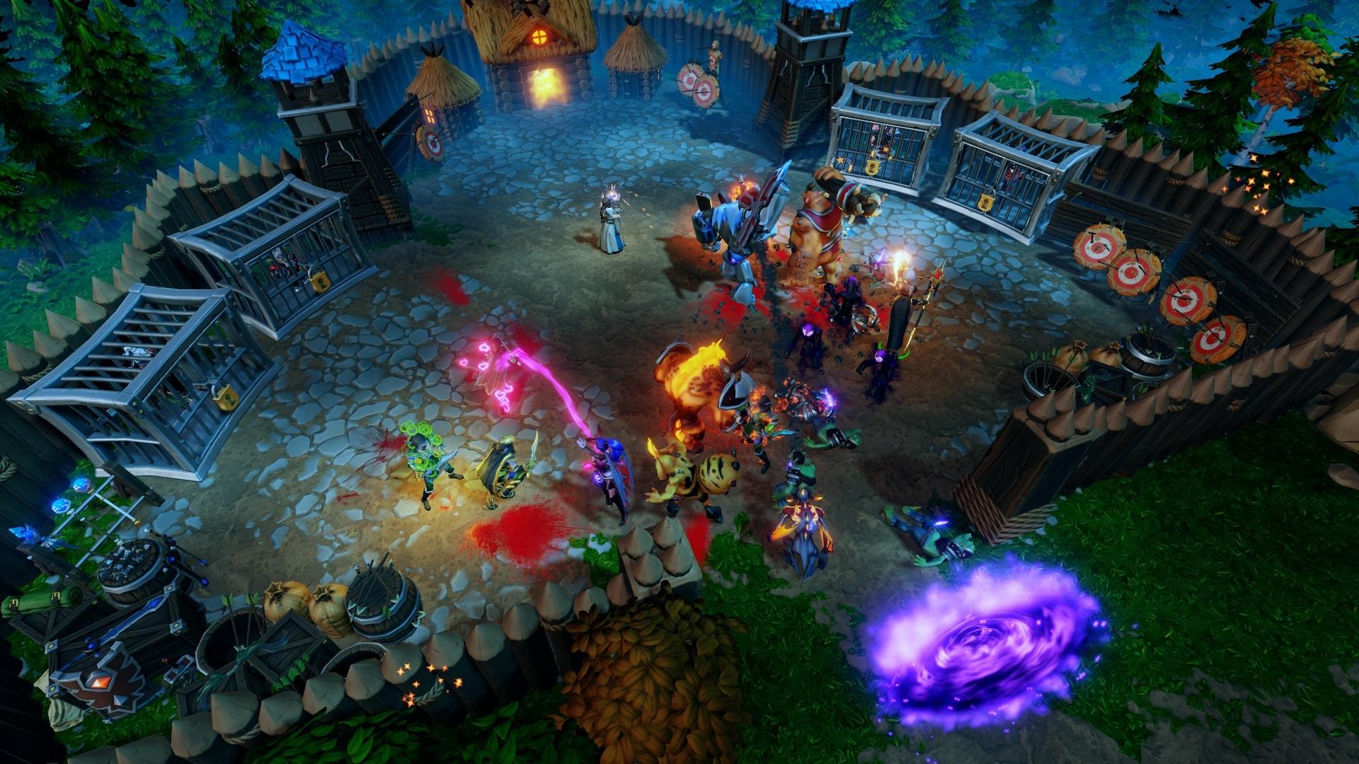DLC famoso Last Words agora disponível para Dungeons 3