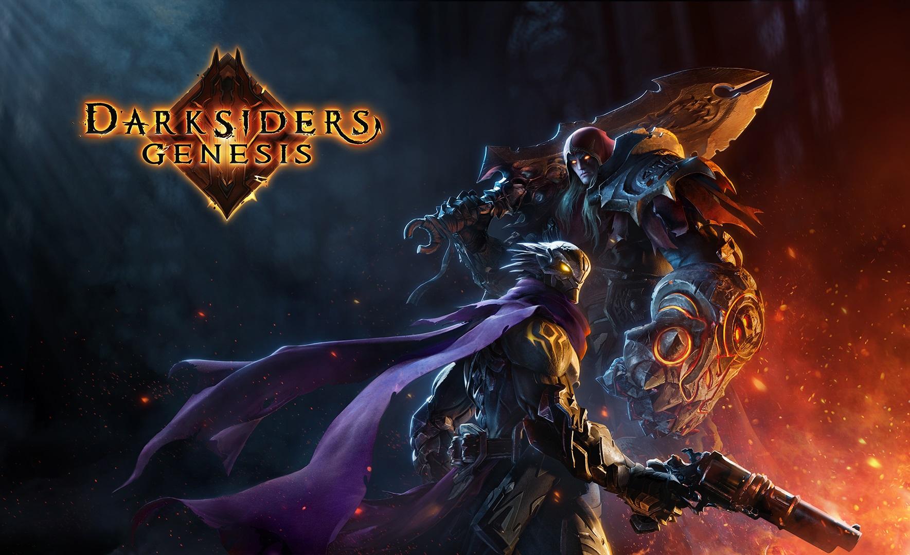 Darksiders: Genesis anunciado para PC, consoles e Stadia