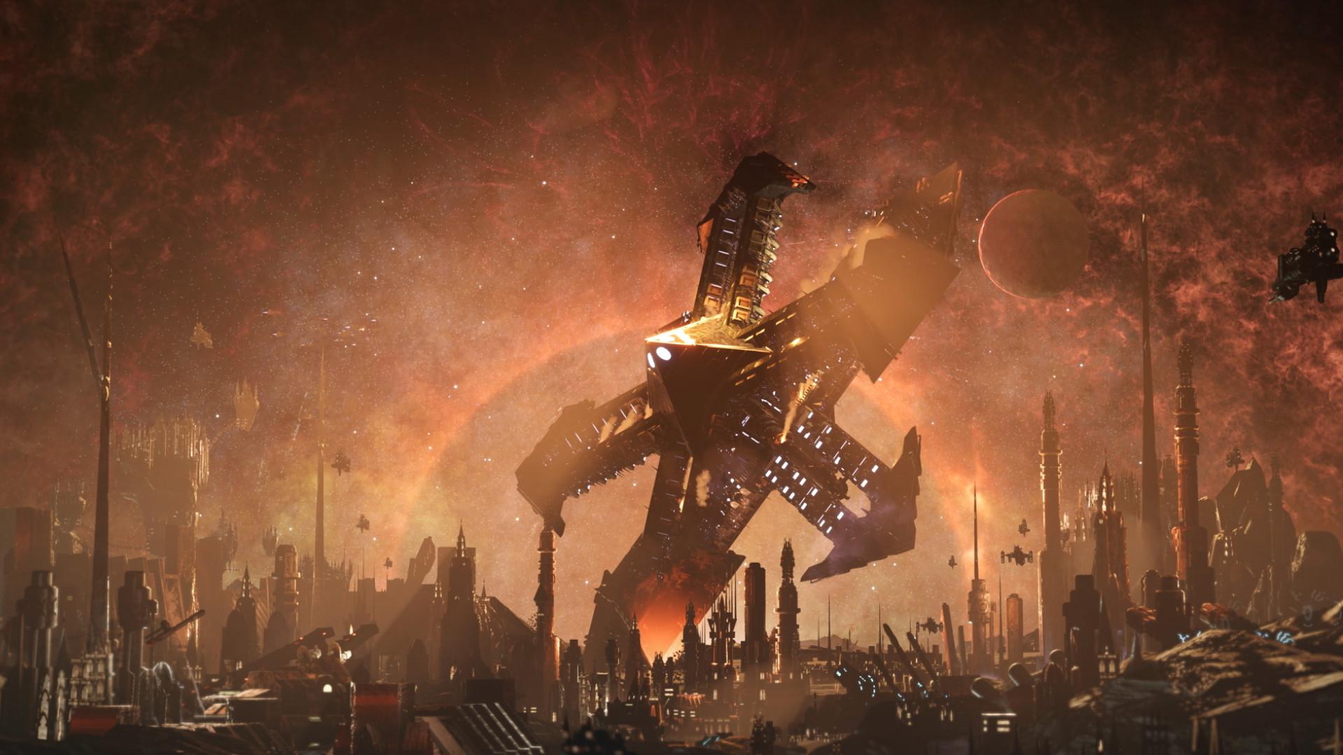 Data de lançamento do Battlefleet Gothic: Armada 2 e cronograma de testes beta confirmados