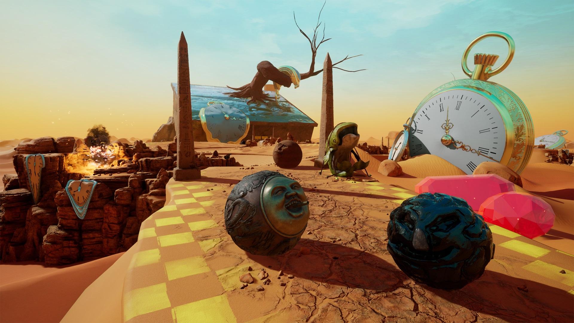 Datas de lançamento do Rock of Ages II definidas para o final de agosto
