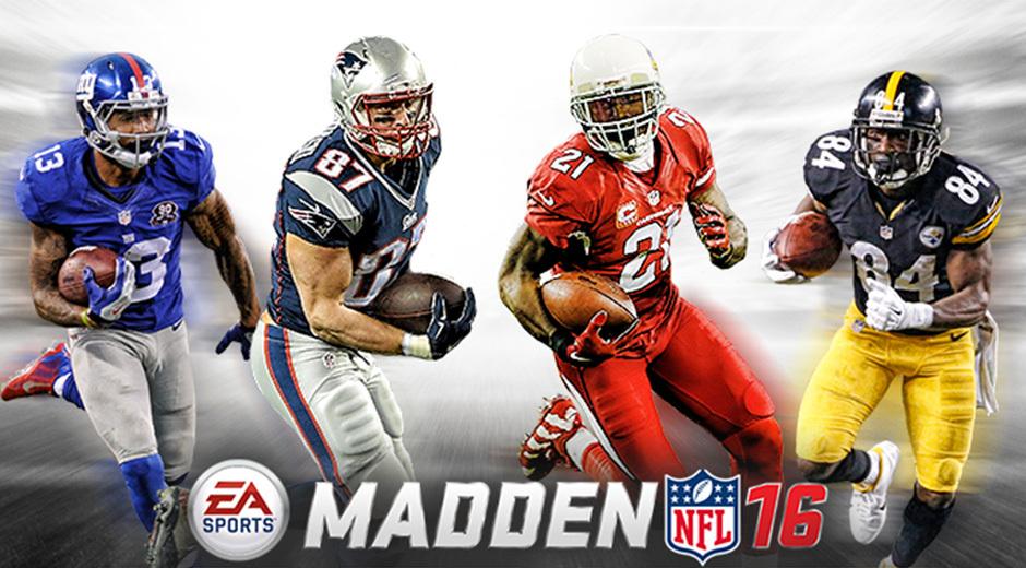 Dê sua opinião sobre a capa da Madden NFL 16