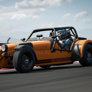 Definindo a alma de um carro de corrida no Forza Motorsport 7 ...
